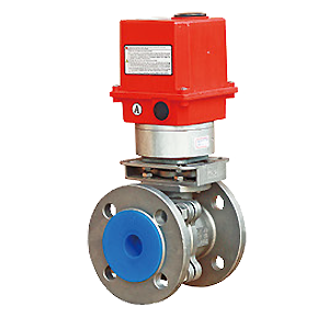 Flanged Ball Valves MD-52