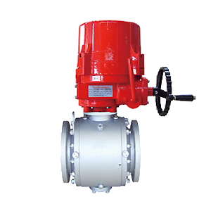 Flanged Ball Valves MD-64FS