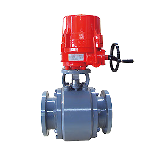 Flanged Ball Valves MD-64Q