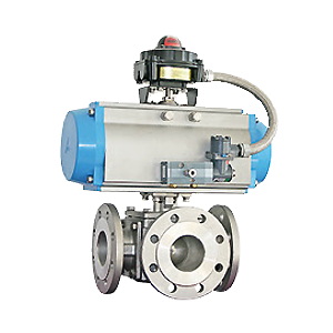 Multi Way Ball Valves